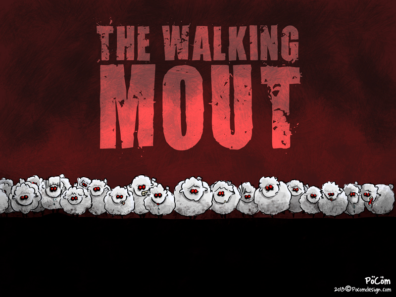 The Walking Mout